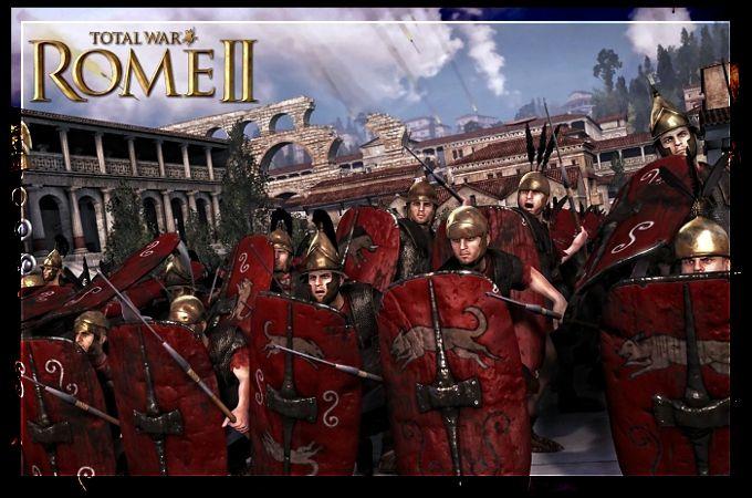 Total War: ROME II Oynanış
