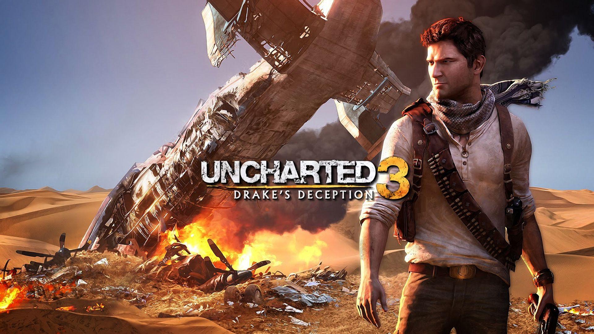 Uncharted 3 Drake's Deception [PS3] İnceleme | CoDTurkiye.NET