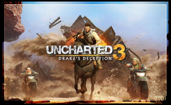 Uncharted 3 Drake's Deception [PS3] Oyun İncelemesi