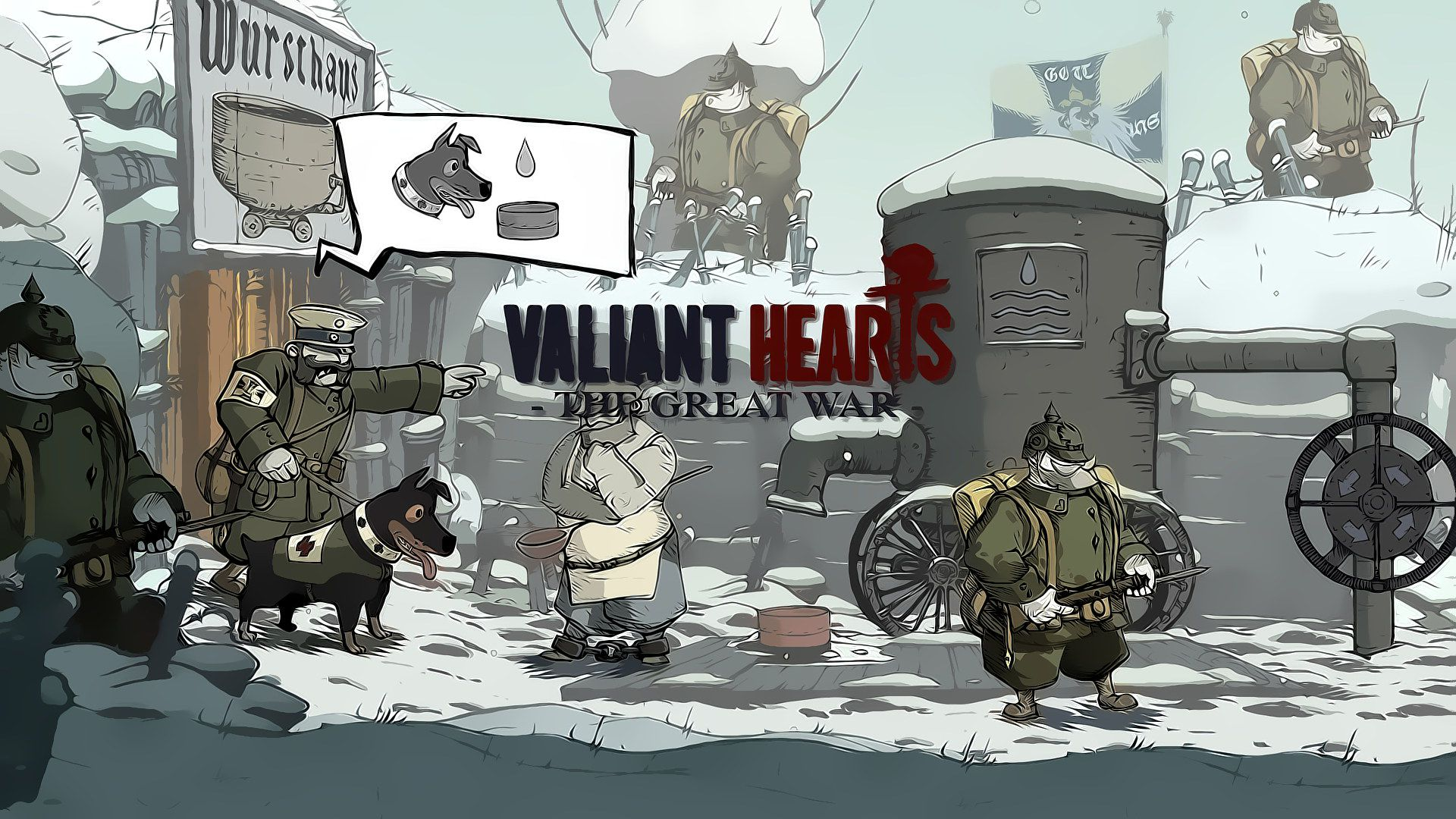 Valiant Hearts: The Great War PC İnceleme