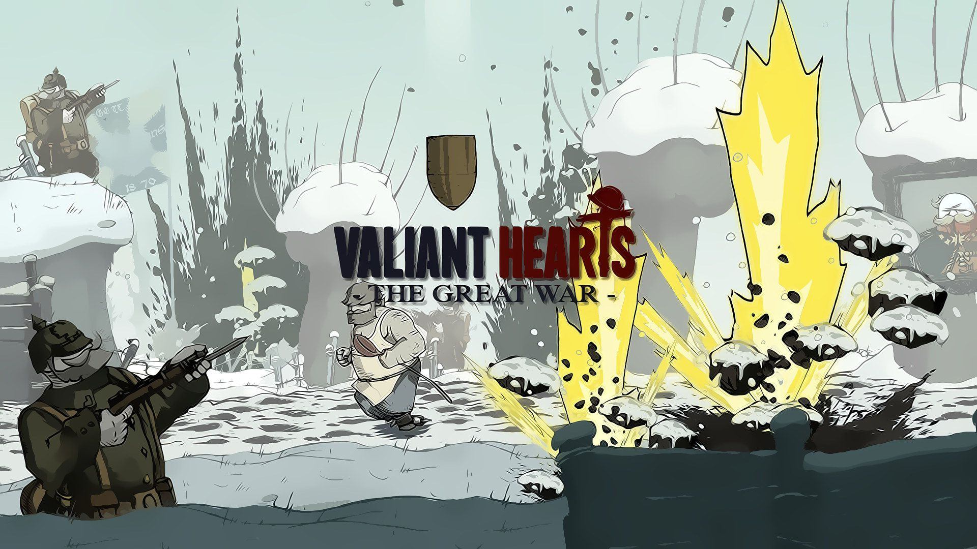 Valiant Hearts: The Great War Sistem Gereksinimleri