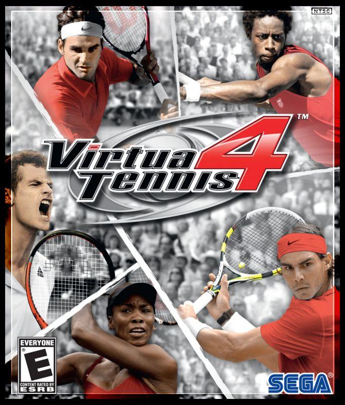 Virtua Tennis 4 Sistem Gereksinimleri ve İncelemesi
