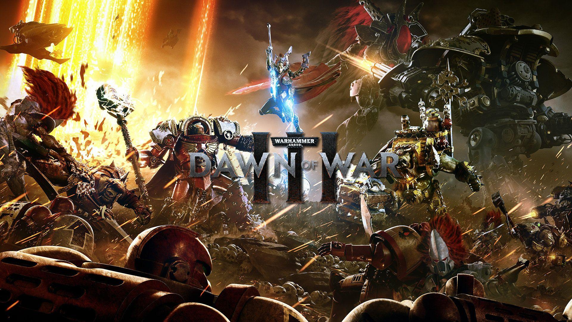 Warhammer 40,000: Dawn of War III Minimum Sistem Gereksinimleri