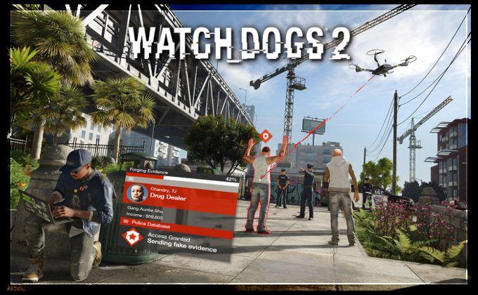 Watch Dogs 2 Minimum ve Önerilen Sistem Gereksinimleri