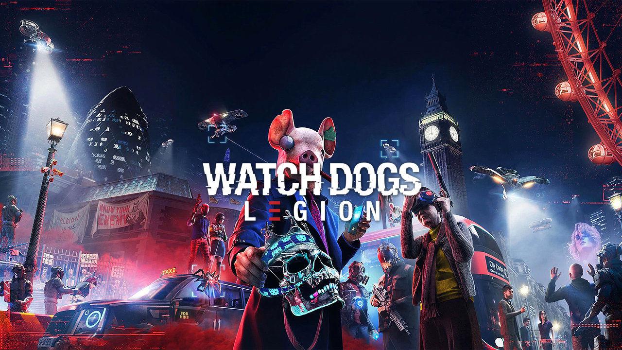Watch Dogs: Legion Minimum ve Önerilen Sistem Gereksinimleri
