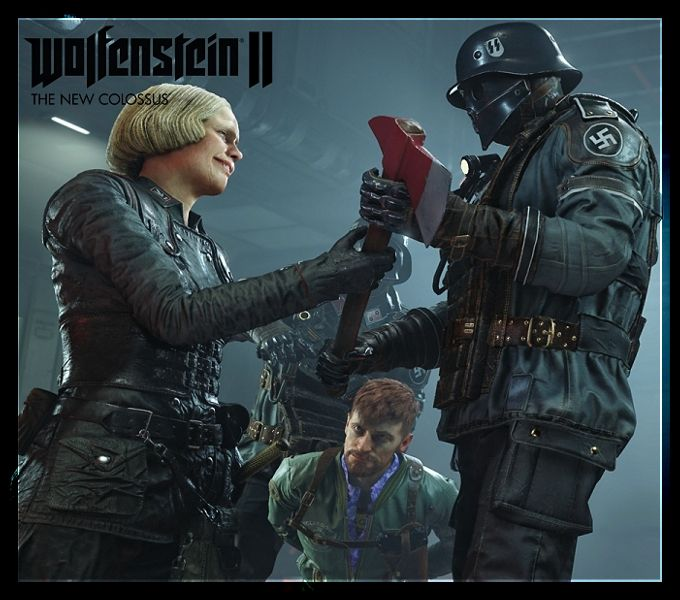 Wolfenstein II: The New Colossus Minimum Sistem Gereksinimleri